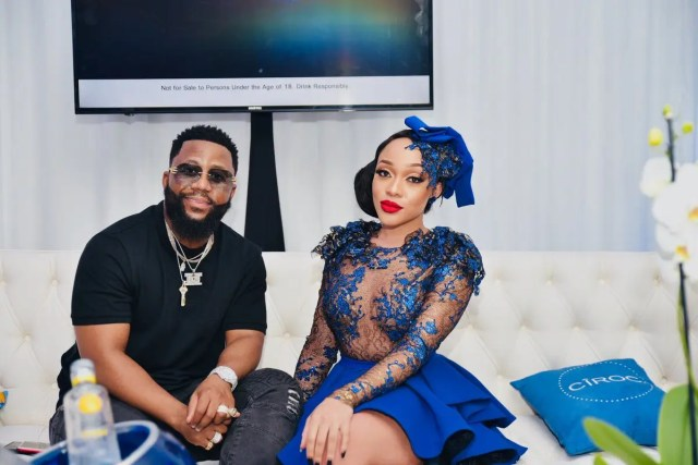 Thando Thabethe Durban july2018