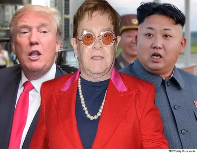 Donald Trump sends Kim Jong-un CD