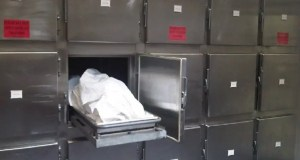 mortuary fridge