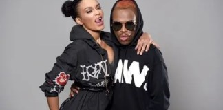 Somizi and Pearl Thusi