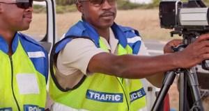 Traffic officer