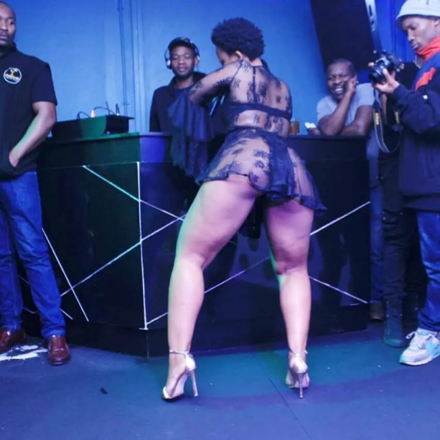Zodwa Wabantu Stripped off Award After Making Homophobic