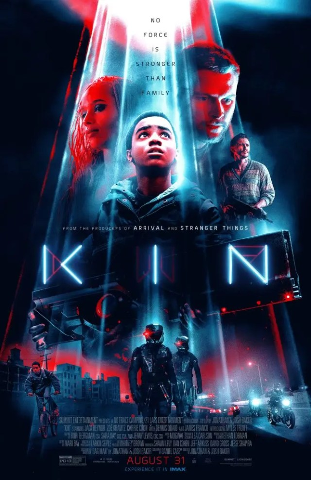 Movie review Kin