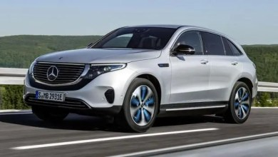 Photo of Mercedes charging ahead with SA-bound EQC electric SUV