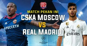 CSKA vs Madrid