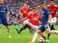 Chelsea v Manchester United