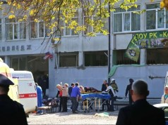 Crimean college attack