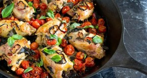 Herb and pepper chicken