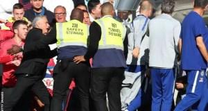 Jose Mourinho and Marco Ianni