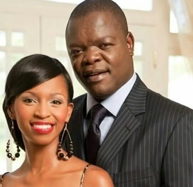 Kenneth and Dineo