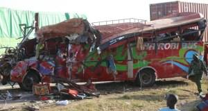 Kenya bus accident