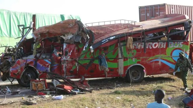 Kenya bus accident