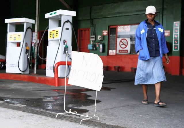 Long fuel Queues