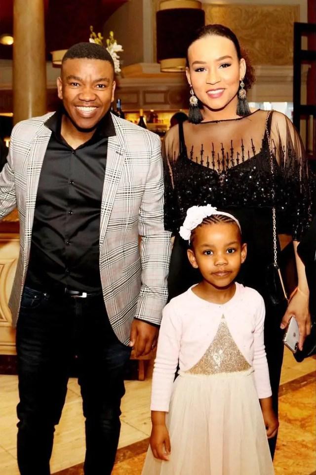 Loyiso Bala and Jennifer