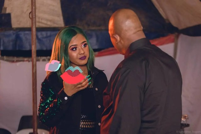 Mampinthsa and Babes Wodumo