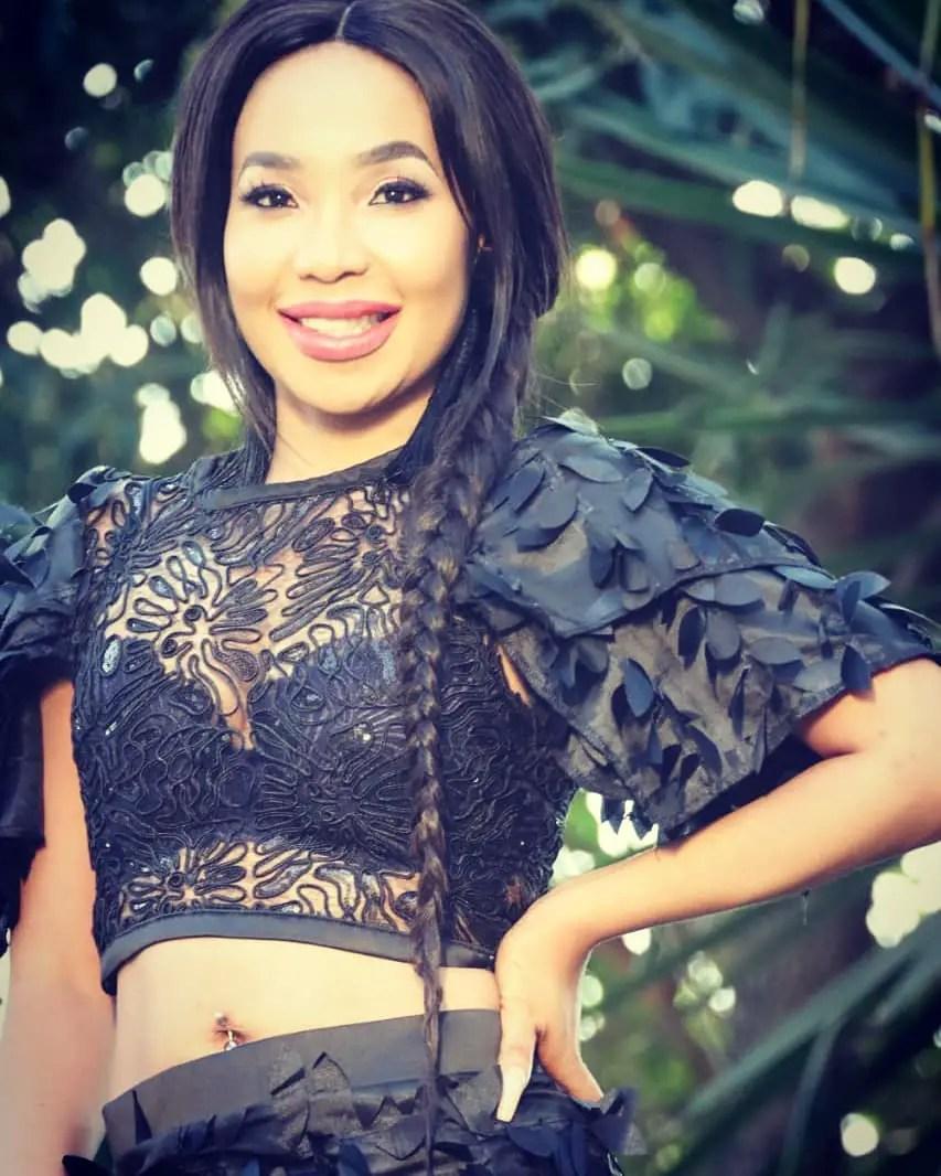 Mshoza And Anele Ngcongca In Messy Love Triangle News365 Co Za