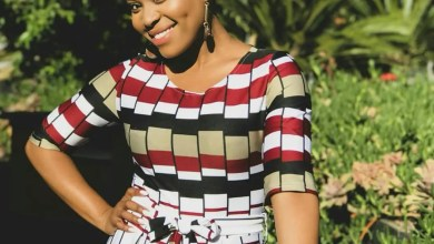 Photo of Scandal's Sive Mabuya: The voice of a Black woman should always be HERSELF