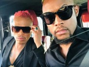 Somizi and Mohale Engagement Dinner6