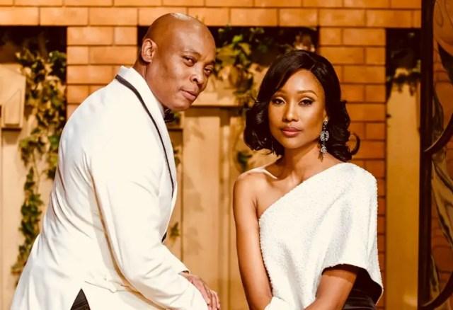 Zitha and Tau's wedding