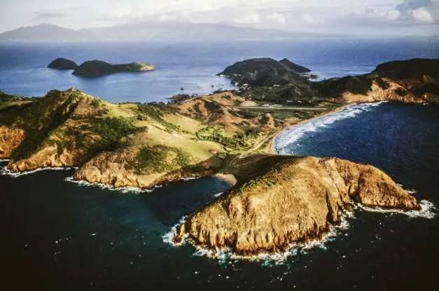 Terre-de-Haut Island, Guadeloupe