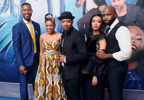 The Queen Mzansi