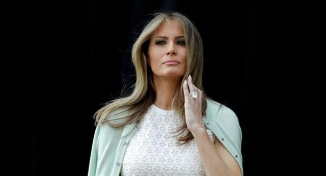 US First Lady Melania Trump