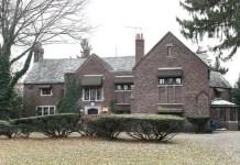 Aretha Franklin mansion