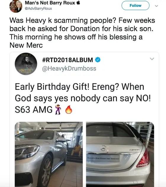 Barry Tweet