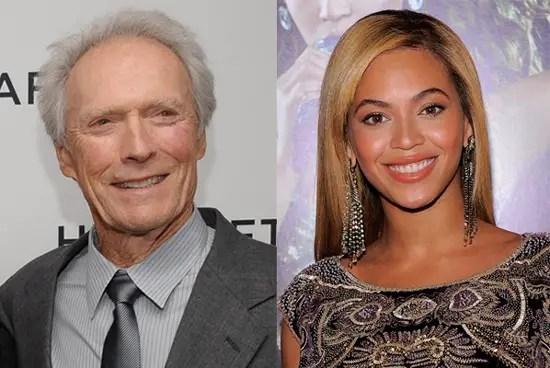 Clint Eastwood, Beyonce