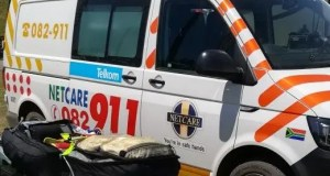 Five cyclists injured