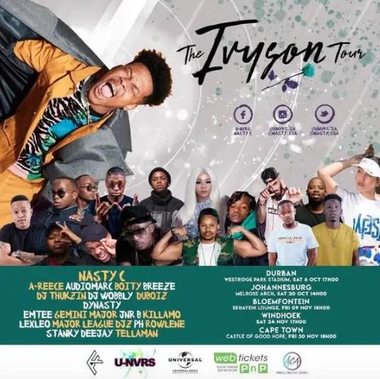 Ivyson Tour
