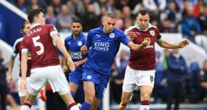 Leicester Burnley