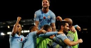 Man city Wins