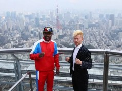 Tenshin Nasukawa and Mayweather