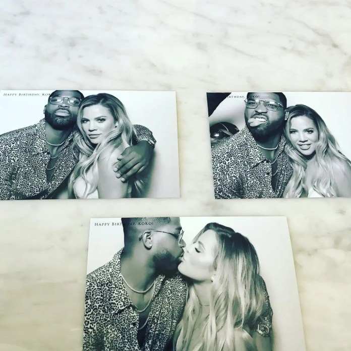 Tristan Thompson and Kloe