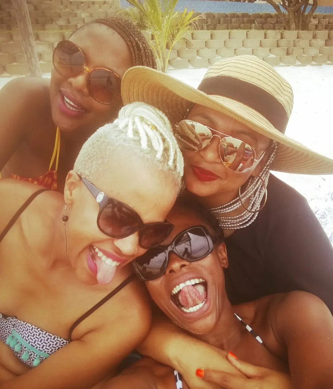 Unathi and friends