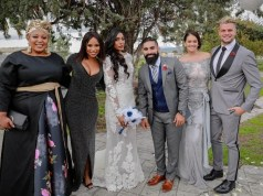 Denise Zimba Wedding