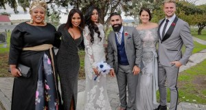 Denise Zimba Wedding