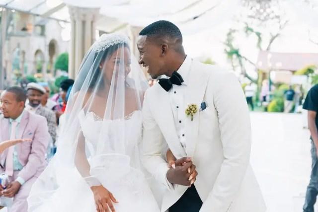 Zolani and Tumi wedding