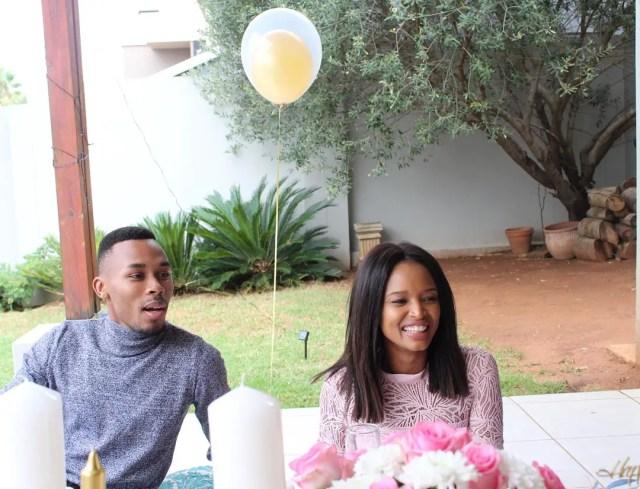 Ayanda and Zulu Mkathini