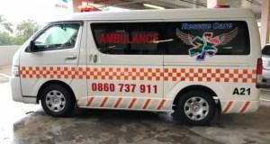 ambulance staff