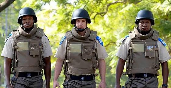 Armed Response Officer