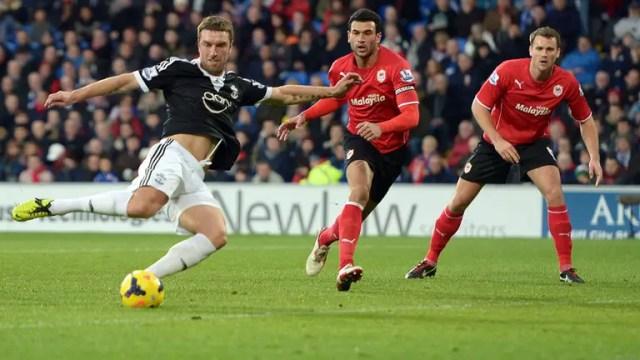 Cardiff City vs Southampton