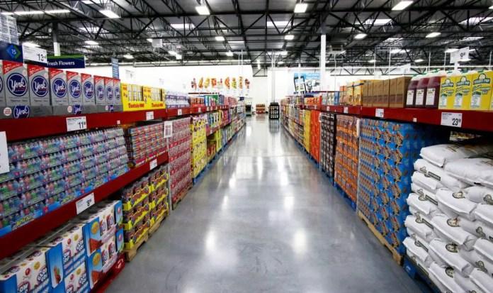 Cashier Warehouse