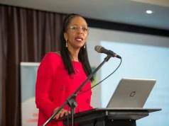 Wits University Dr Judy Dlamini