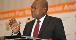 Traditional Affairs Minister Dr Zweli Mkhize