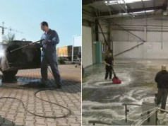Industrial Cleaners