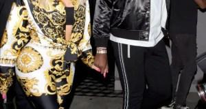 Khloe Kardashian and Tristan Thompson