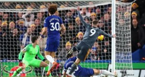 Chelsea 0 - 1 Leicester