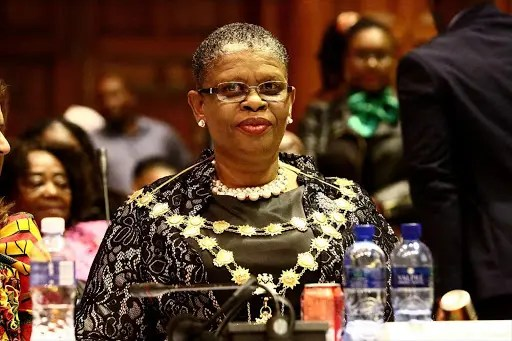 Mayor Zandile Gumede